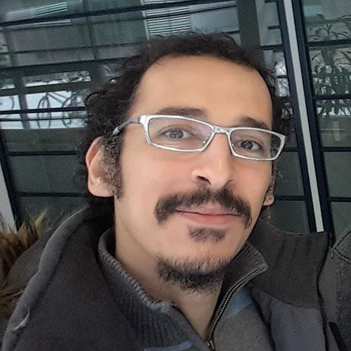 Mahmoud Ali : Research Assistant