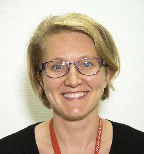Elina Kuosmanen : Doctoral researcher