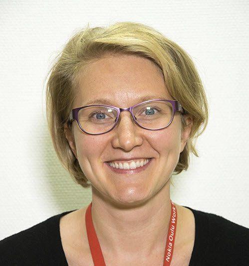 Elina Kuosmanen : Doctoral student