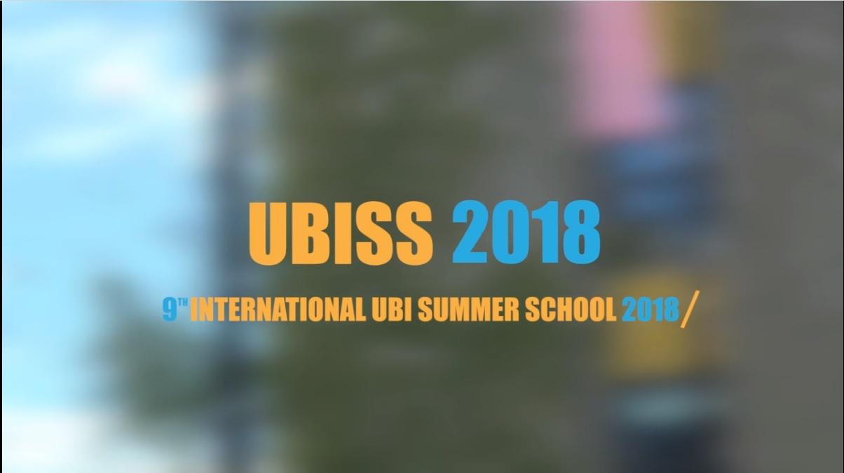UBISS 2018 The Film