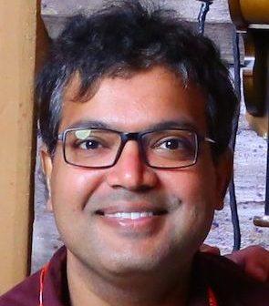 Abhinay Pandya : Doctoral student