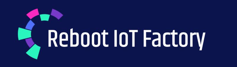 Reboot Finland IoT Factory