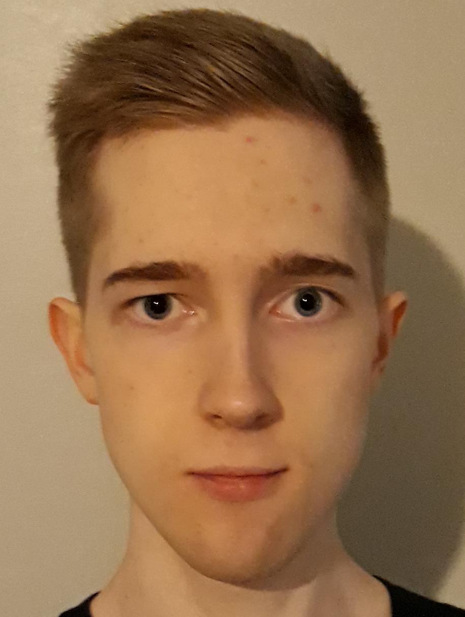 Tommi Järvenpää : Junior Research Assistant