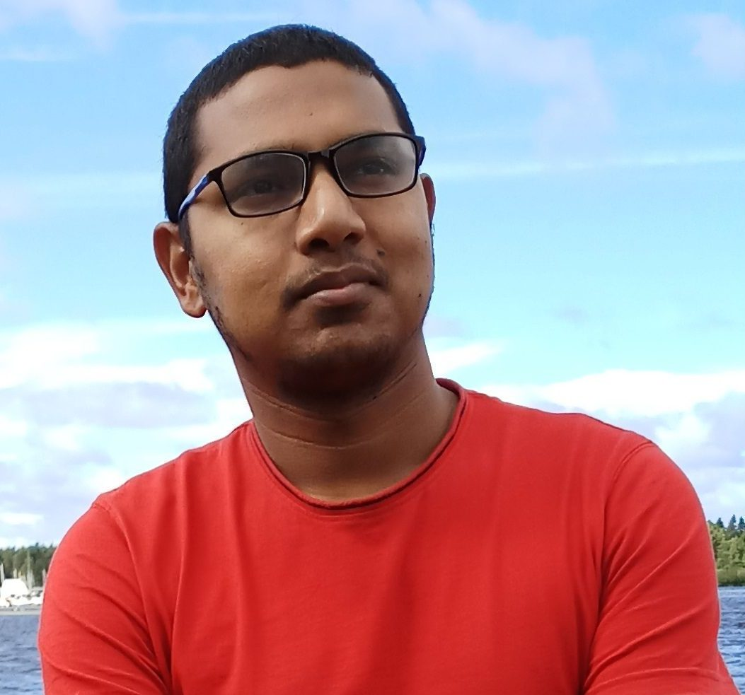 Sabbir Ahmed : Research Assistant