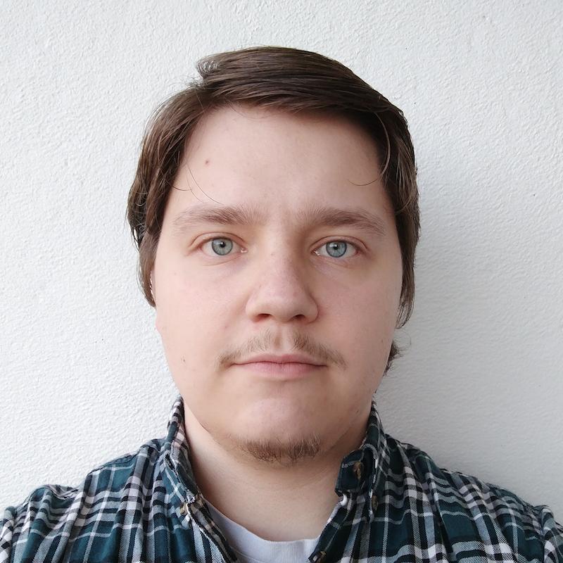 Sami-Peeter Laitinen : Junior Research Assistant
