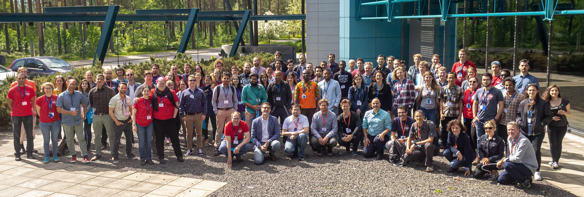 UBISS 2019 enrolled a record number of 83 students from 10 countries in 4 parallel workshops