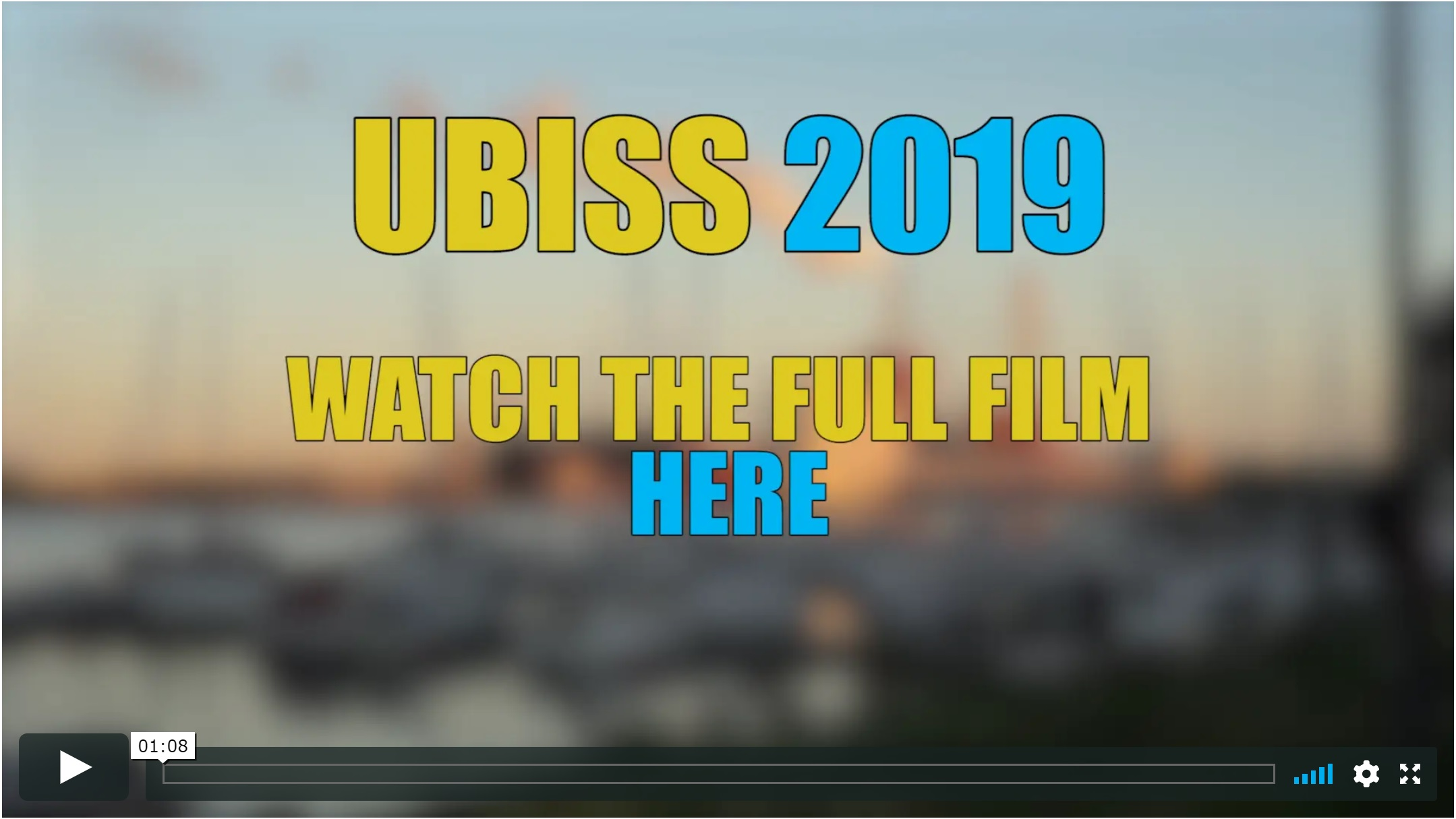 UBISS Trailer - UBISS in 1 minute