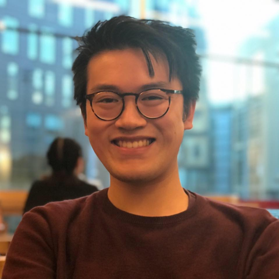 Jacky Cao : Doctoral student