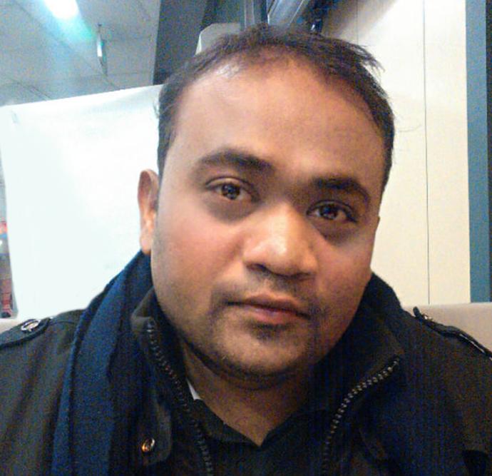 Vijayakumar Nanjappan : Postdoctoral researcher