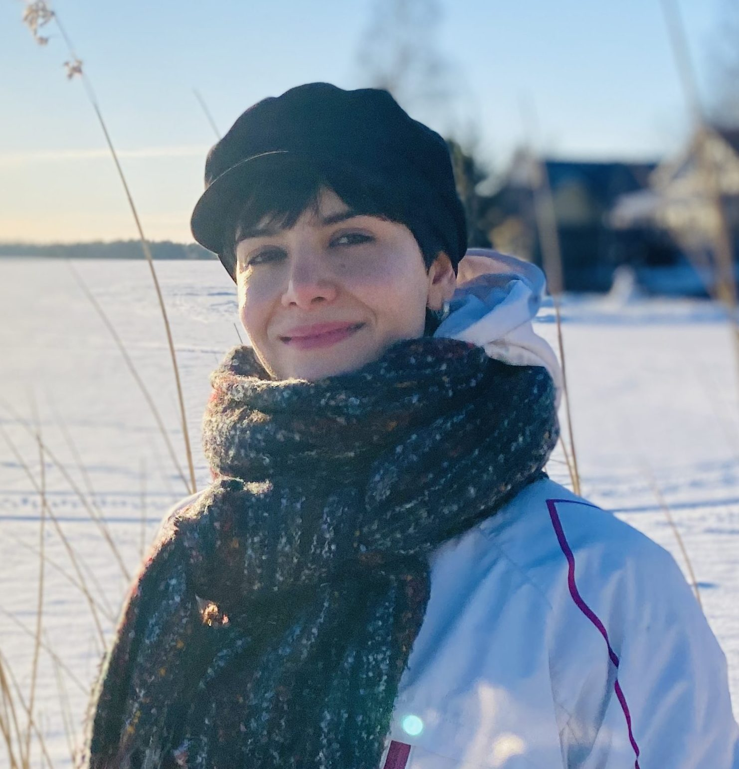 Saba Kheirinejad : Doctoral student