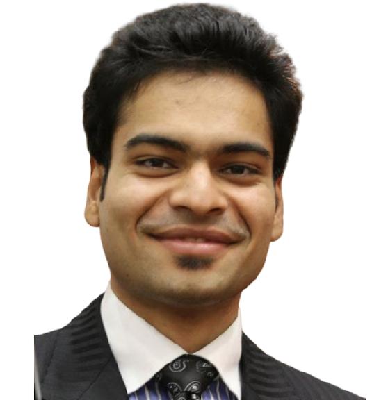 Kshitij Tiwari : Postdoctoral researcher